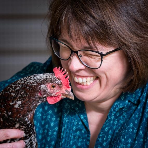 Jennifer Murtoff, Chicken Consultant
